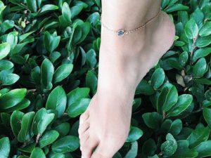 Daily Inspiration: Ankle Bracelet